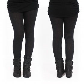 "Leggings largas ""Keiköo\"", Negro"
