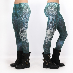 "Leggings UV ""Full Moon\"", Multicolor"
