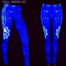"Leggings UV \""Full Moon\"", Multicolor"
