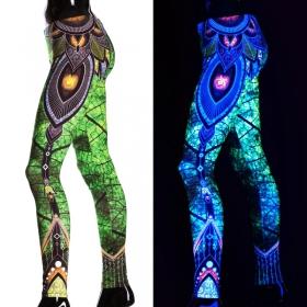 """Leggings UV \""""Native\"""", Multicolor"""
