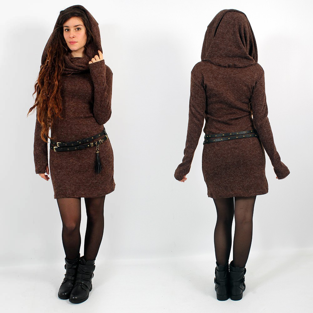 ""\""""Mantra"""" pullover dress, Brown""1000|1000|?|en|2|9bf7899c33d040441ec86fe44b24a14a|False|UNLIKELY|0.30152755975723267
