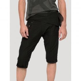 "\""Mogul\"" shorts, Black"