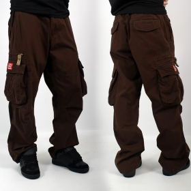 Pantalon Molecule 50005, Marron