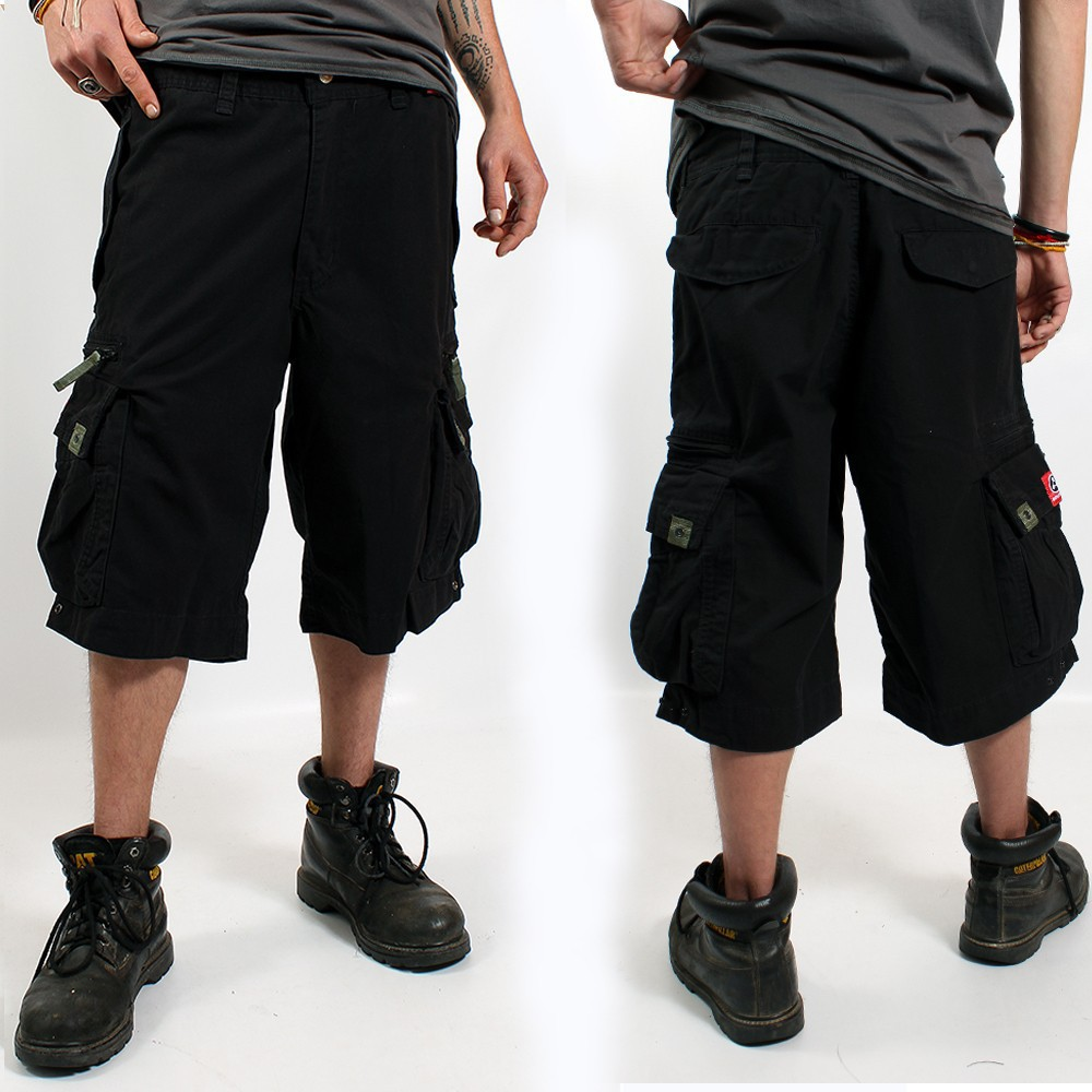 Molecule Short 45020, Black