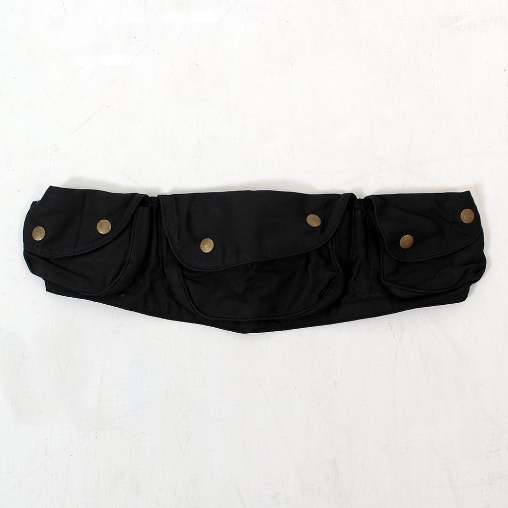 "Money Belt ""Khurula\"", Black"