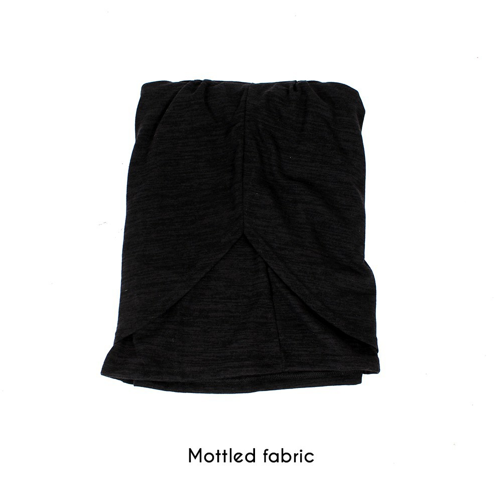 "\""Okali\"" Tunic, Black One size"