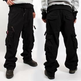 Pantalon Molecule 50005, Noir