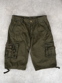 "Pantalón corto \""Bayok\"", Verde oliva"