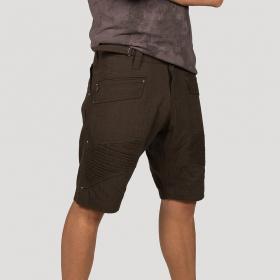 "Pantalón corto \""Wakfu\"", Verde caqui"
