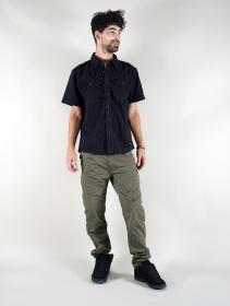 "Pantalones \""Adven\"", Verde caqui"