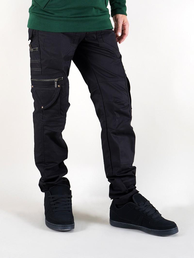 "Pantalones \""Alternative\"", Negro"