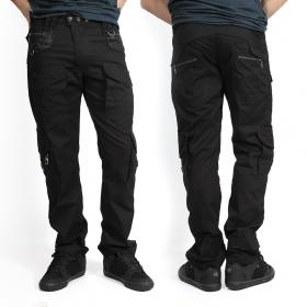 "Pantalones \""Pathfinder\"", Negro"
