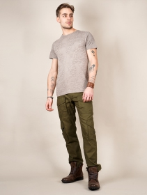 "Pantalones \""Pathfinder\"", Verde caqui"