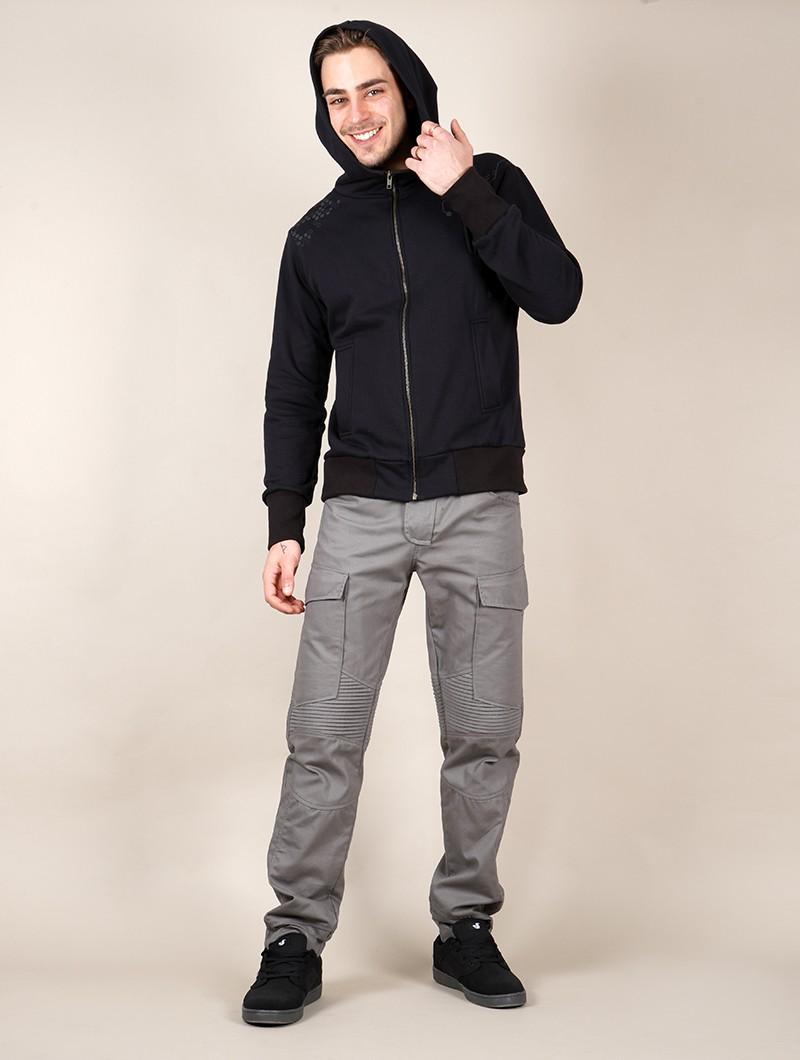 "Pantalones cargo \""Boromir\"", Gris"