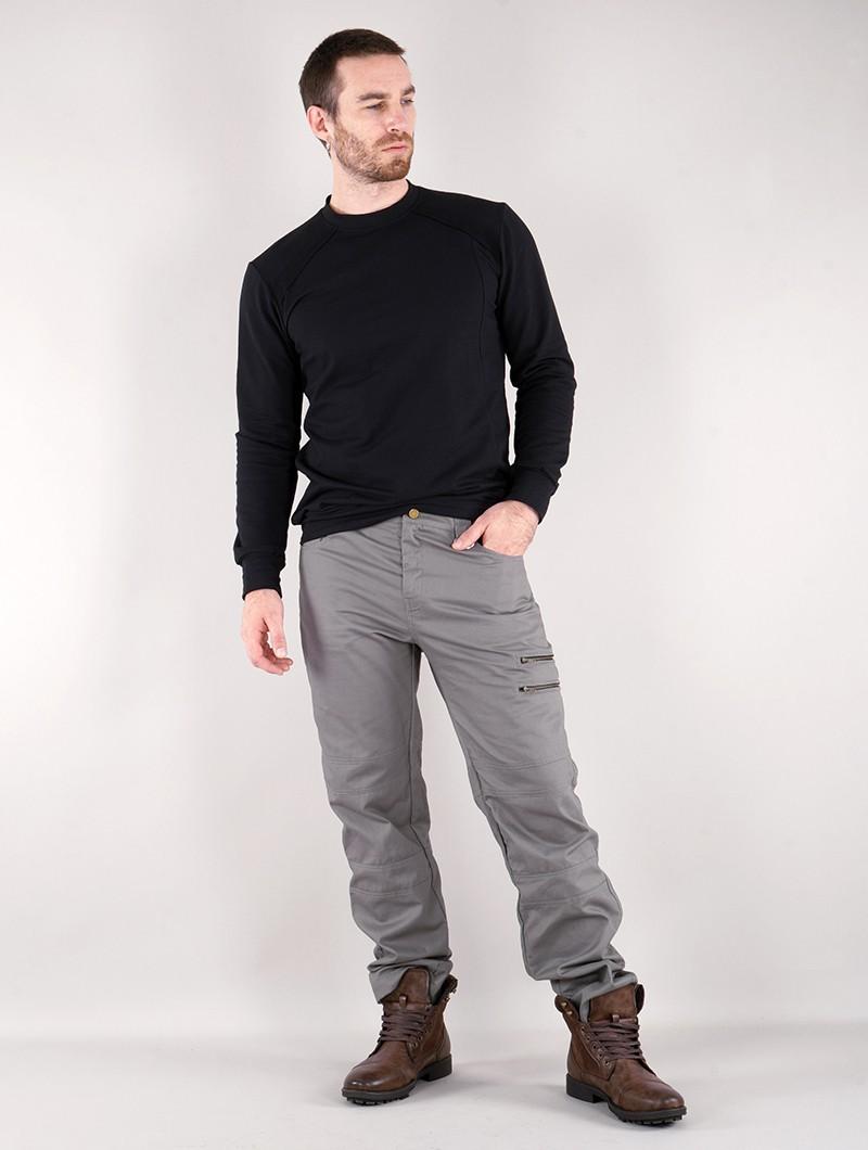 """Pantalones cargo \""""Isildur\"""", Gris"""