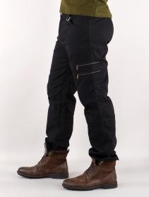 "Pantalones cargo \""Isildur\"", Negro"