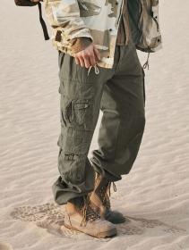 "Pantalones de combate \""Pure\"", Verde caqui"