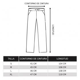 Pantalones Molecule 45030, Grises