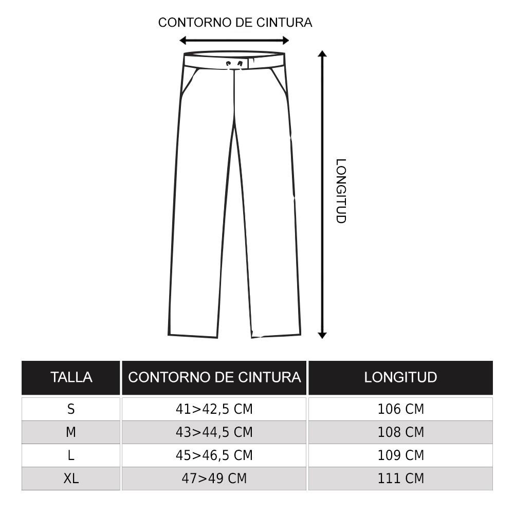 Pantalones Molecule 50005, naranja