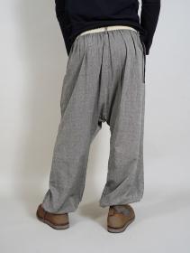 """Pantalones sarouel \""""Niharika\"""", Beige"""