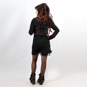 "\""Pimjaï\"" skirt, Black"