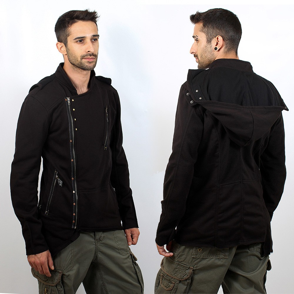 "Psylo \""off jacket\\\"", black"
