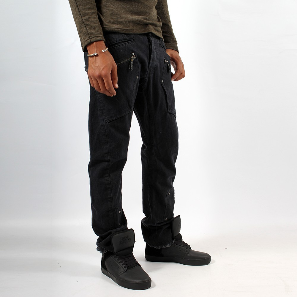 "Psylo Pants ""Oh\"", Grey"