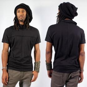"Psylo T-shirt \""Baggy\"", Black"