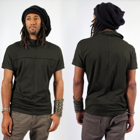 "Psylo T-shirt \""Baggy\"", Khaki"