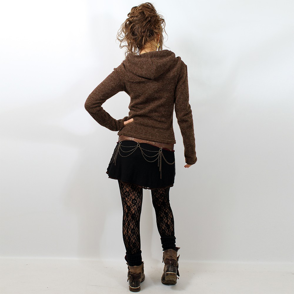 """Sadiva\"" pullover, Brown"