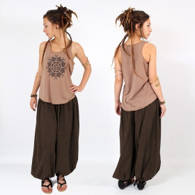"Sarouel ""Layto\"", Brown"