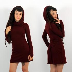 "\\\""Shaë\\\"" pullover dress, Wine"