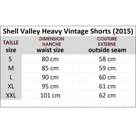 """Short cargo \""""Shell Valley\"""", Negro"""