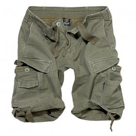 """Short cargo \""""Vintage\"""", Verde caqui"""