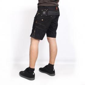 """Shorts \""""Hexa\"""", Negro"""
