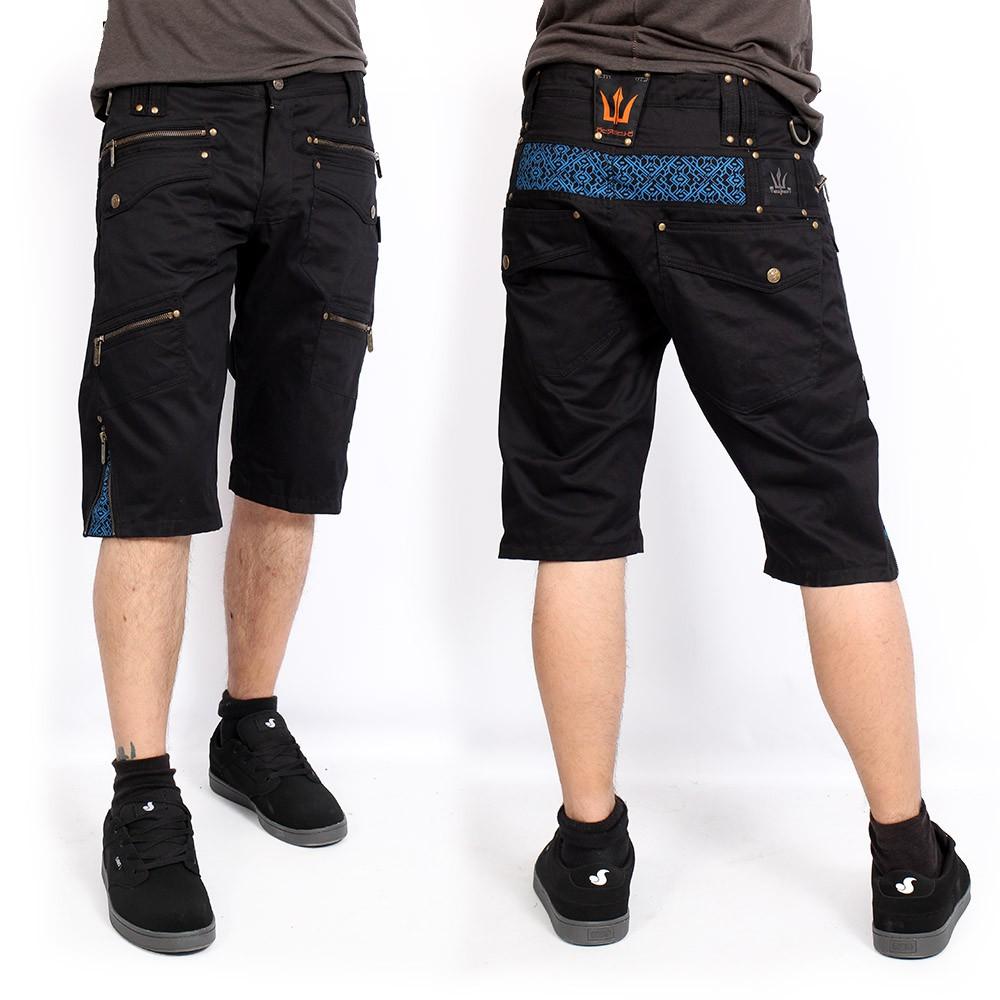 """Shorts \""""Xtream\"""", Negro"""
