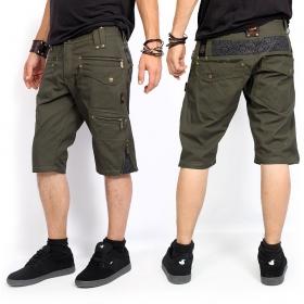 """Shorts \""""Xtream\"""", Verde caqui oscuro"""