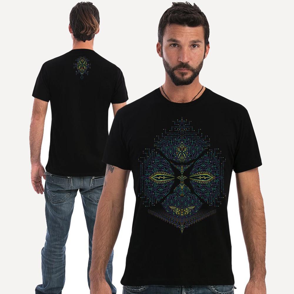 "\""Sikuli\"" t-shirt, Black"