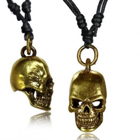 "\""Skull\\\"" necklace"