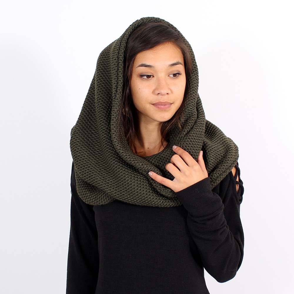 "Snood ""Infinity\"", Caqui"
