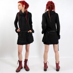 Soba dress psylo, black