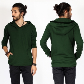 """Sphynx\"" sweater, Green"