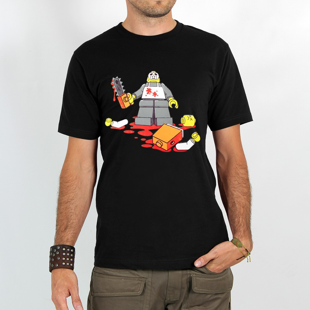 "T-shirt ""lego killer\"""