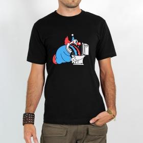 """T-shirt \""""magic clown\"""""""