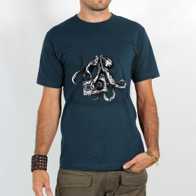 """T-shirt \""""octopus k7\"""""""