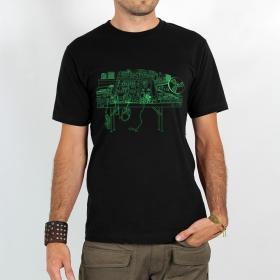 """T-shirt \""""recording studio\"""""""