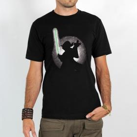 """T-shirt \""""yoda shadow\"""""""