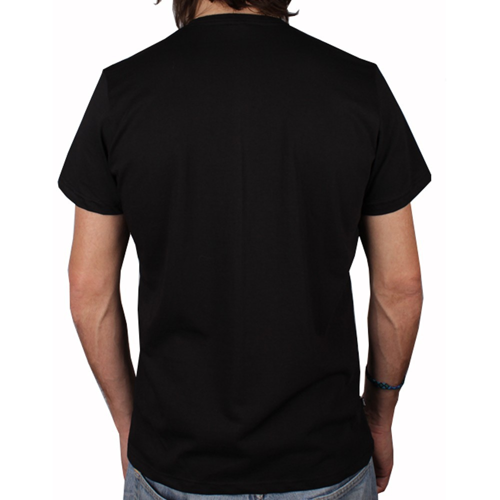 "T-shirt plazmalab \""beam me up\\\"", black"