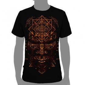 "T-shirt plazmalab \\\""emet\\\"", black"