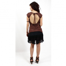 "Top ""Amnaka\"", Brown"